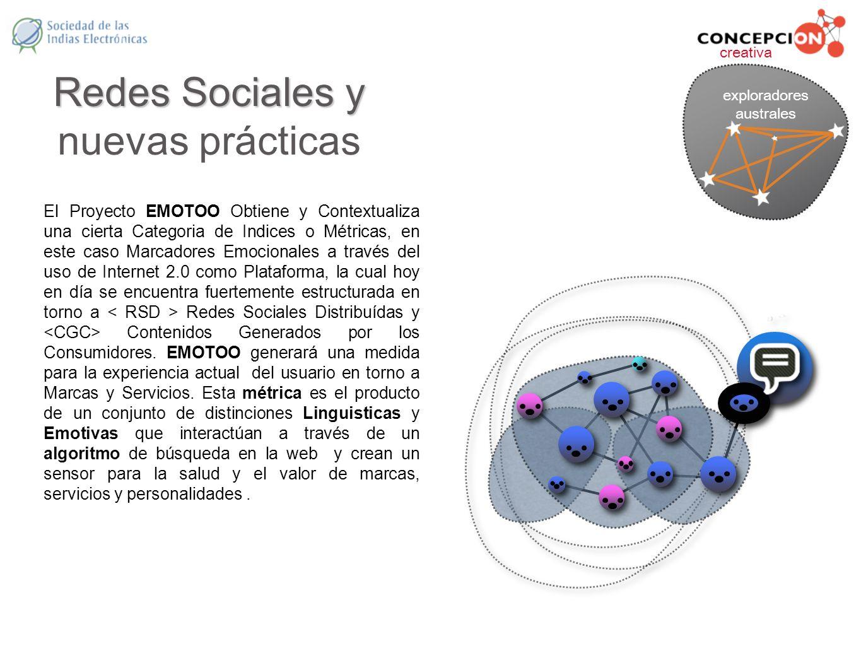 Redes Sociales y nuevas prácticas