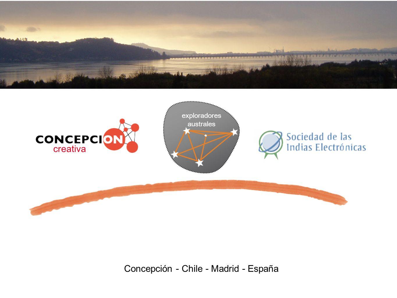 Concepción - Chile - Madrid - España