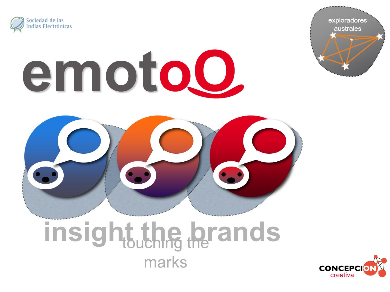 emotoO insight the brands touching the marks exploradores australes