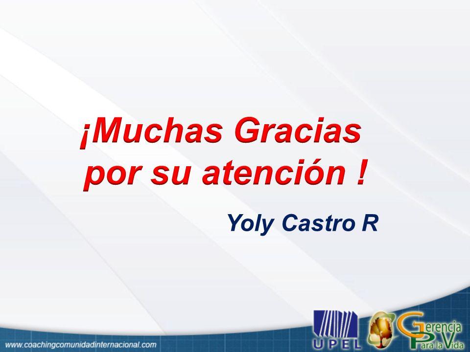 ¡Muchas Gracias por su atención !
