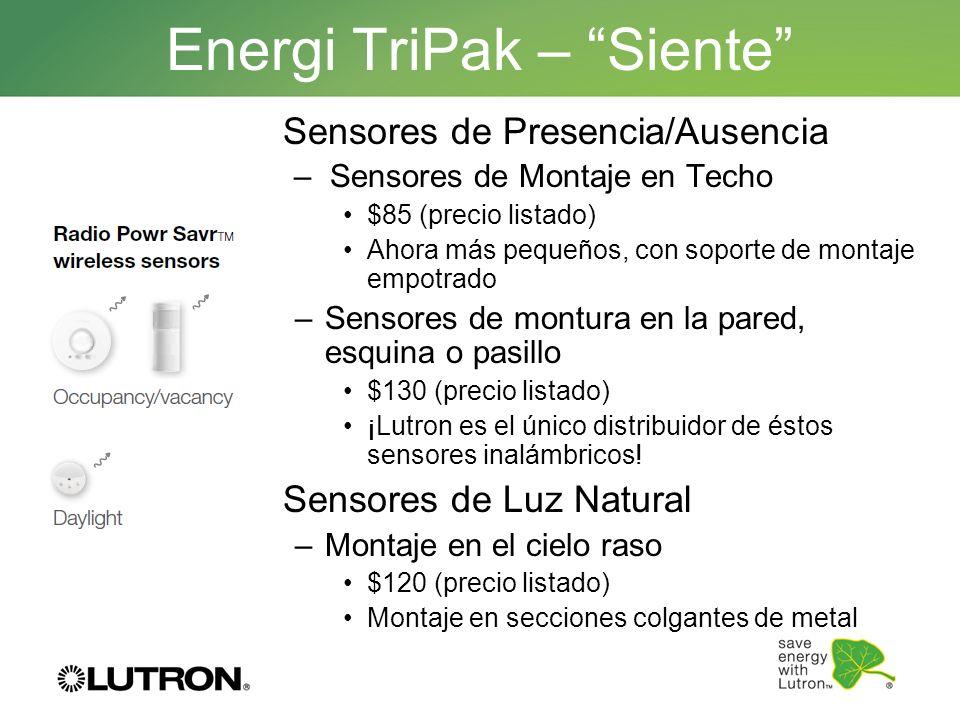 Energi TriPak – Siente