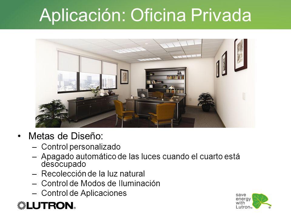 Aplicación: Oficina Privada