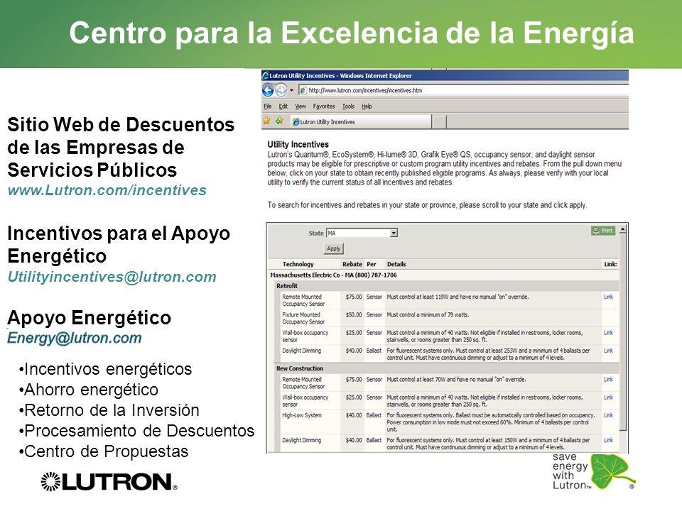 Centro para la Excelencia de la Energía
