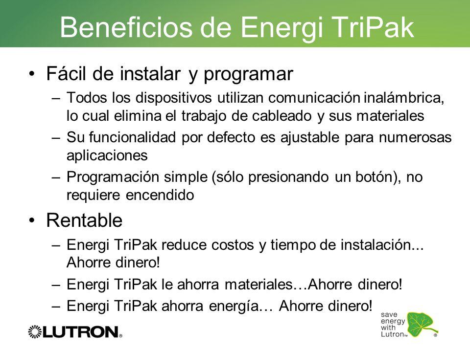 Beneficios de Energi TriPak