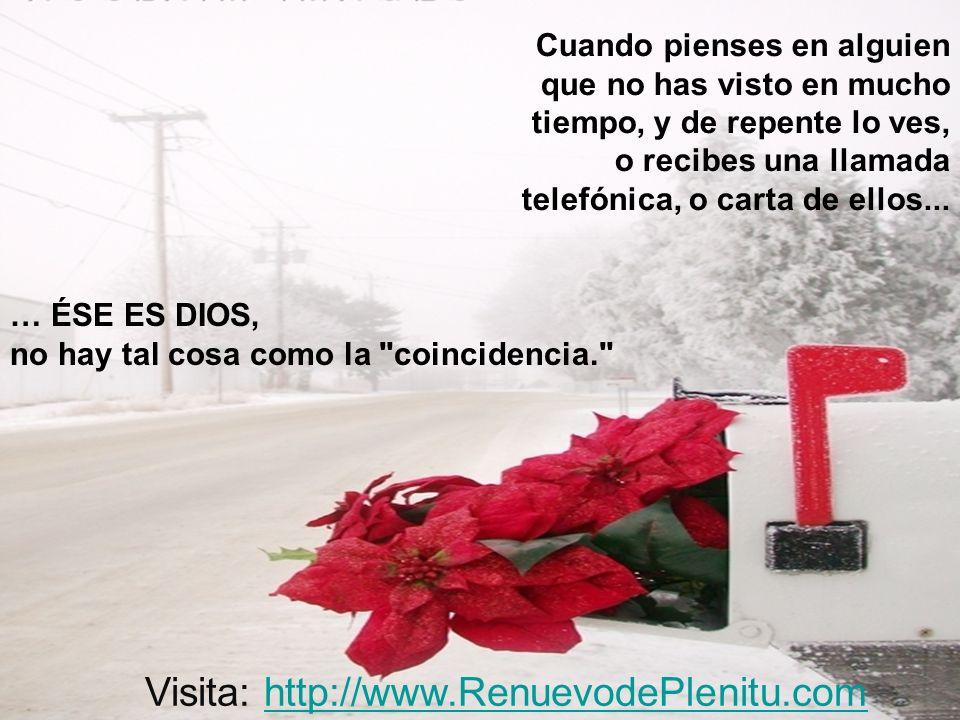 Visita: http://www.RenuevodePlenitu.com