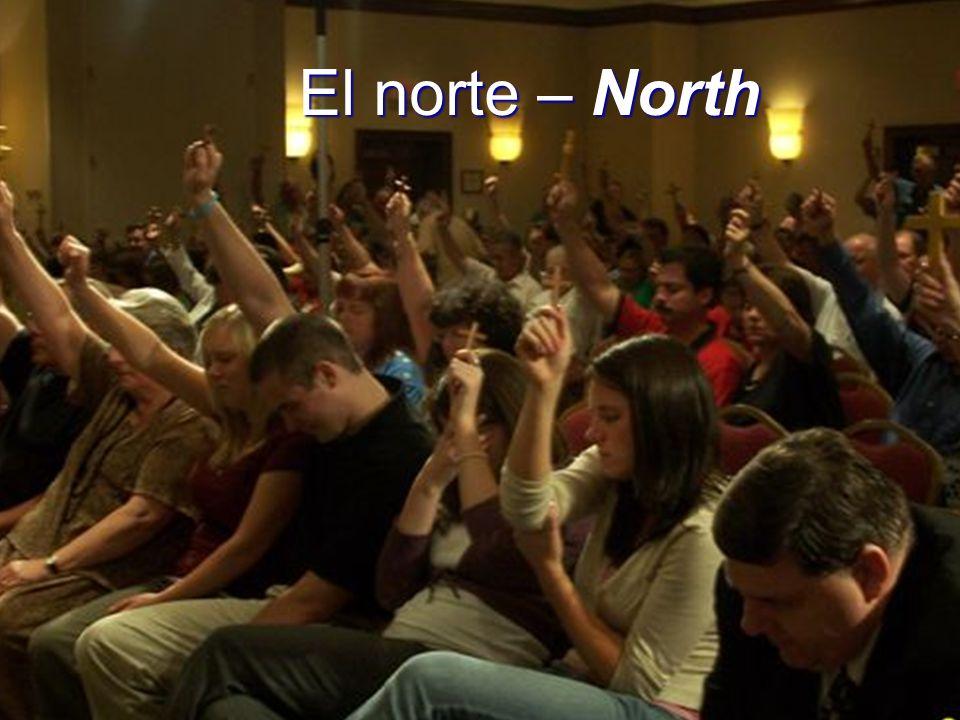 El norte – North