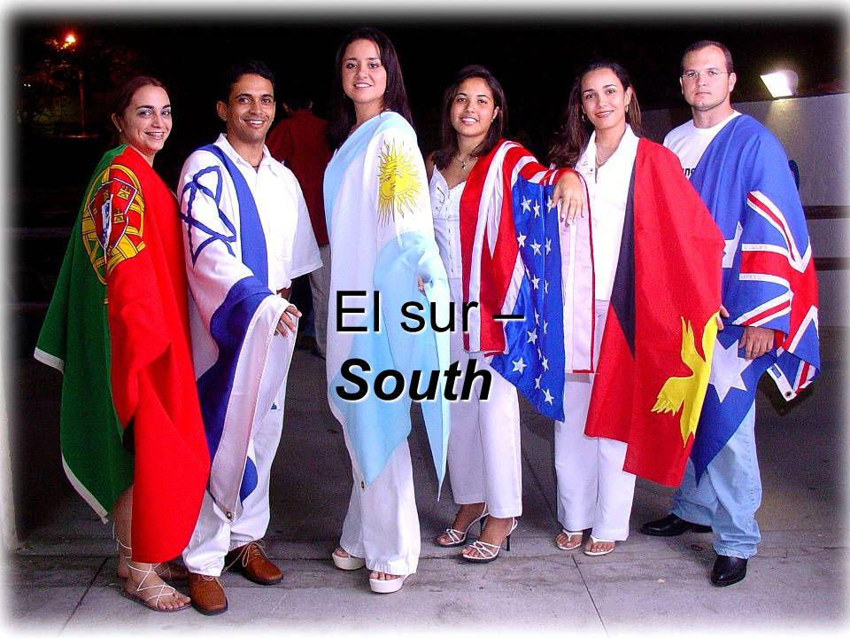 El sur – South