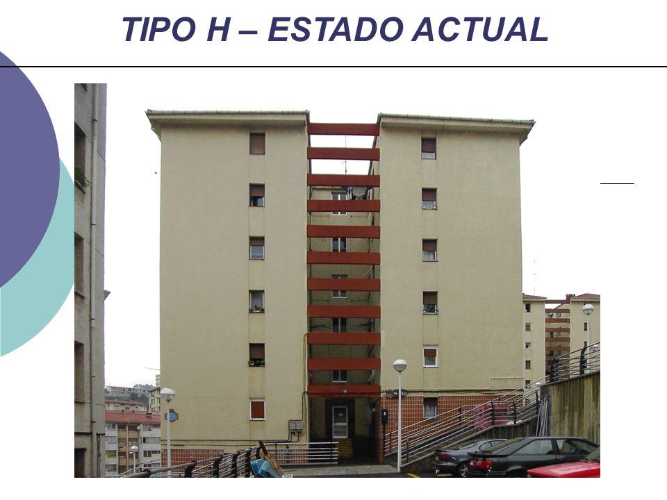 TIPO H – ESTADO ACTUAL INFORMACION EQUIPO REDACTOR Formación de la UTE