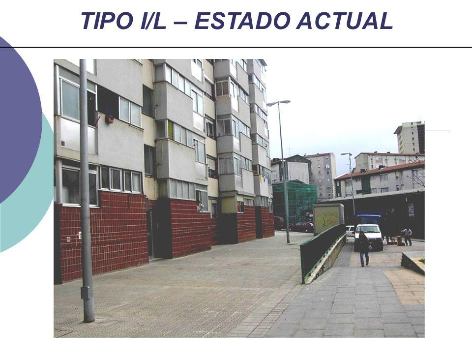 TIPO I/L – ESTADO ACTUAL