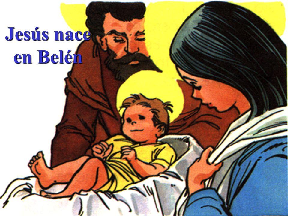 Jesús nace en Belén. - ppt video online descargar