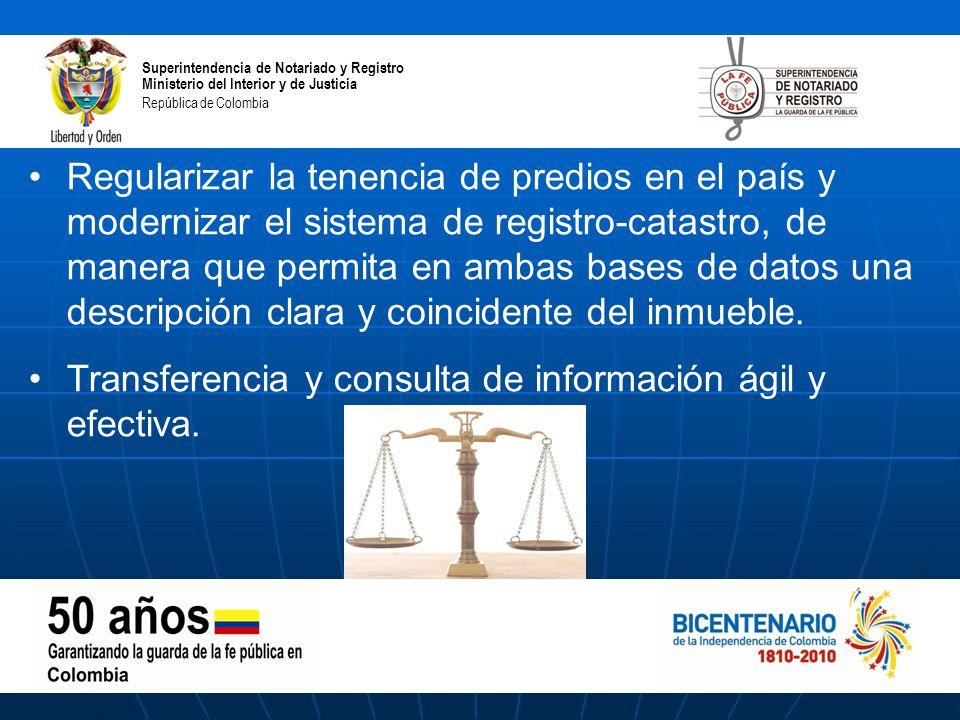 superintendencia de notariado y registro ppt descargar