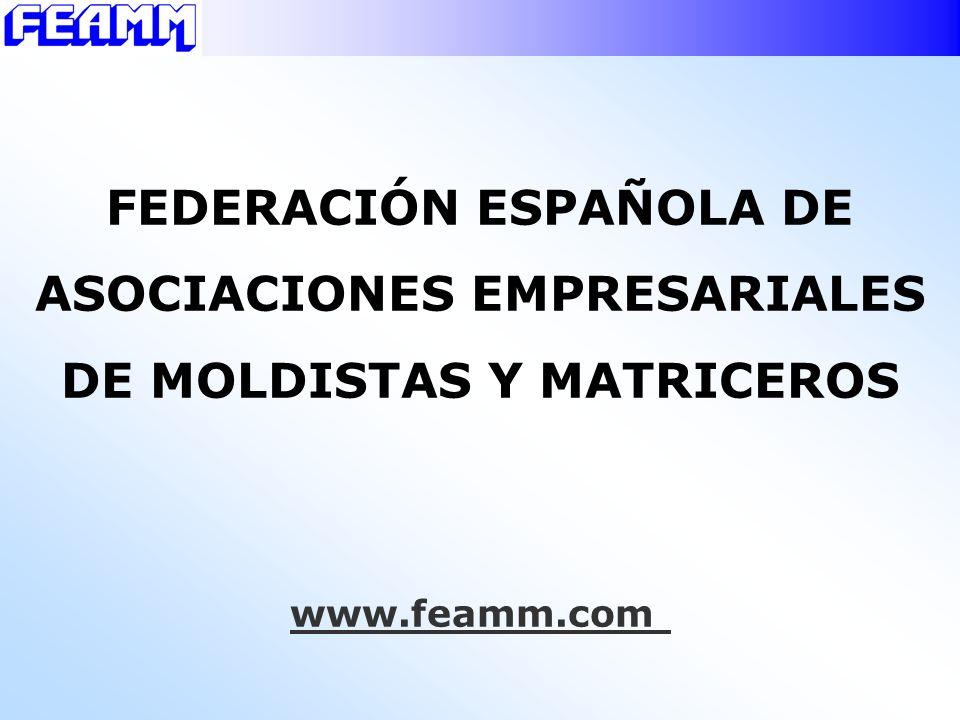 FEDERACIÓN ESPAÑOLA DE ASOCIACIONES EMPRESARIALES DE MOLDISTAS Y MATRICEROS