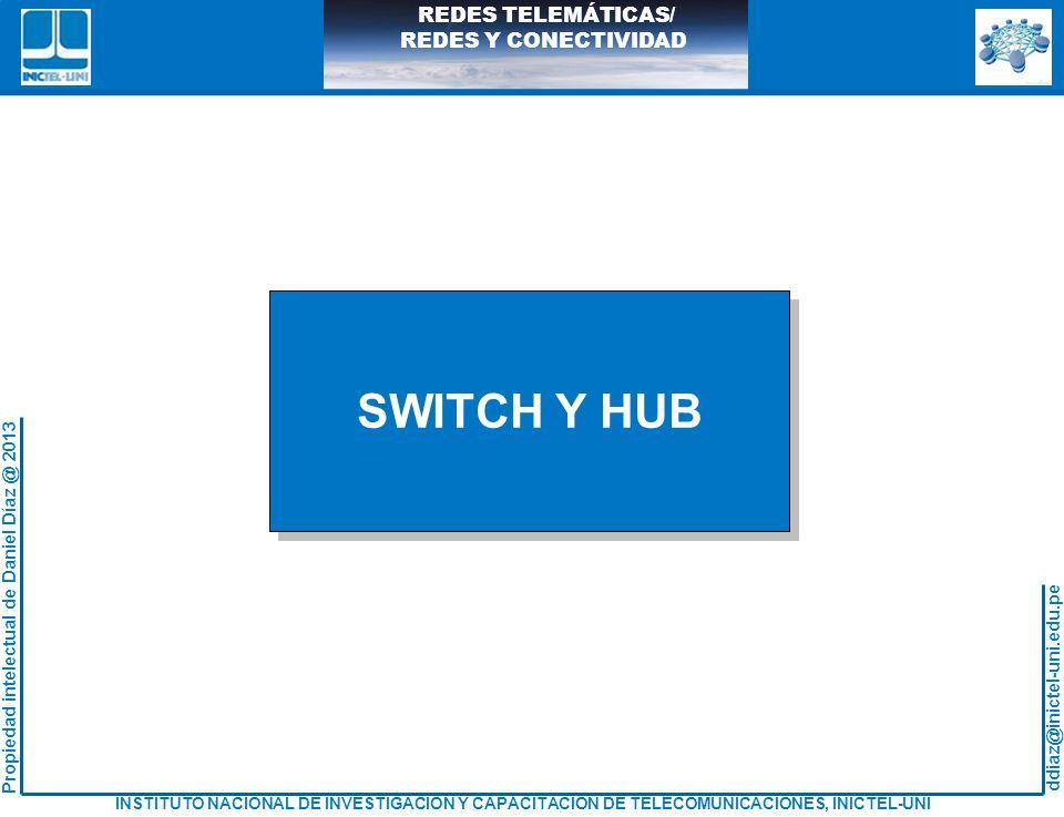 SWITCH Y HUB