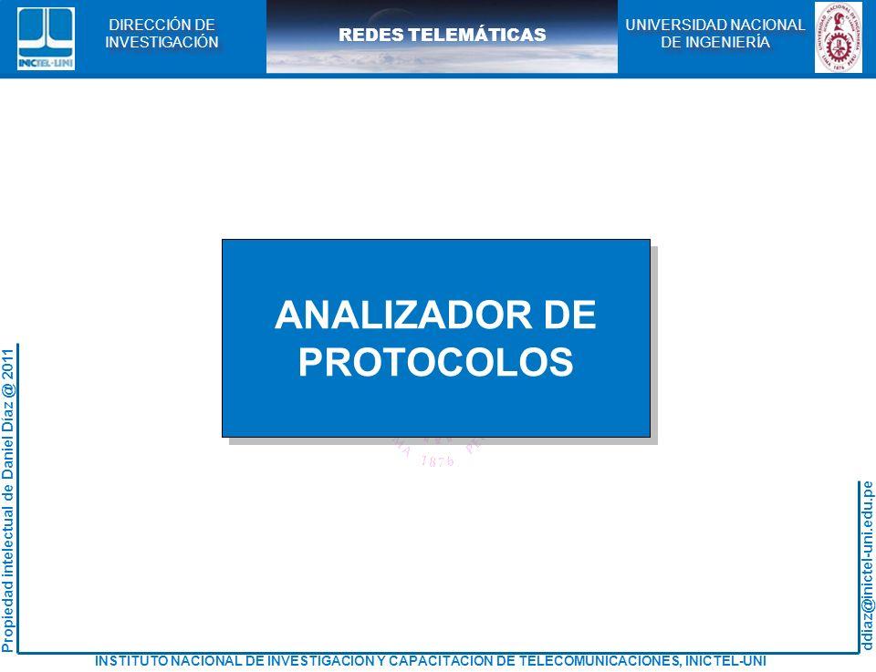 ANALIZADOR DE PROTOCOLOS
