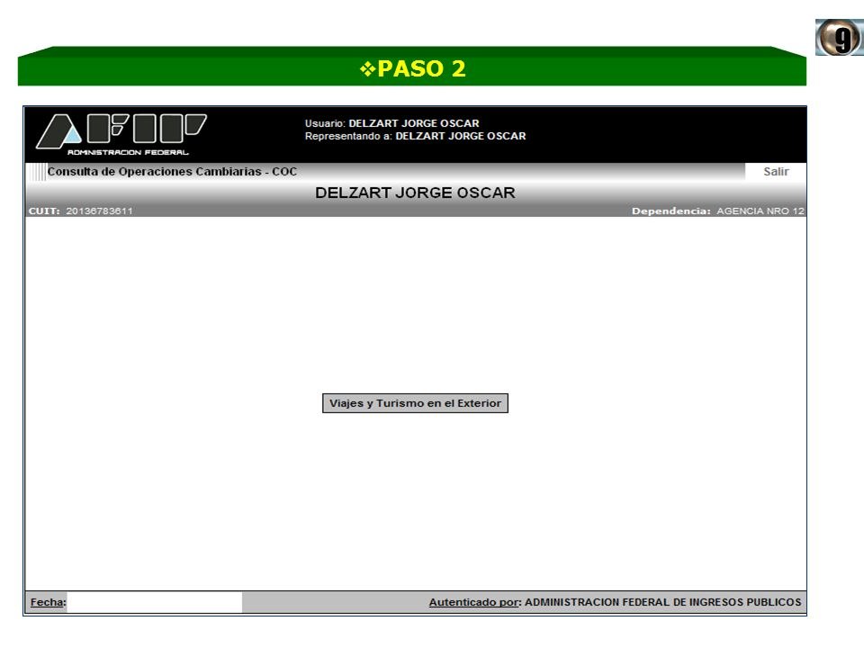 9 PASO 2
