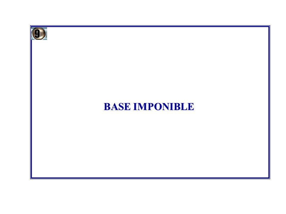 9 BASE IMPONIBLE 84