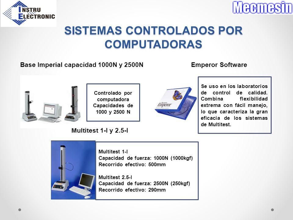 SISTEMAS CONTROLADOS POR COMPUTADORAS