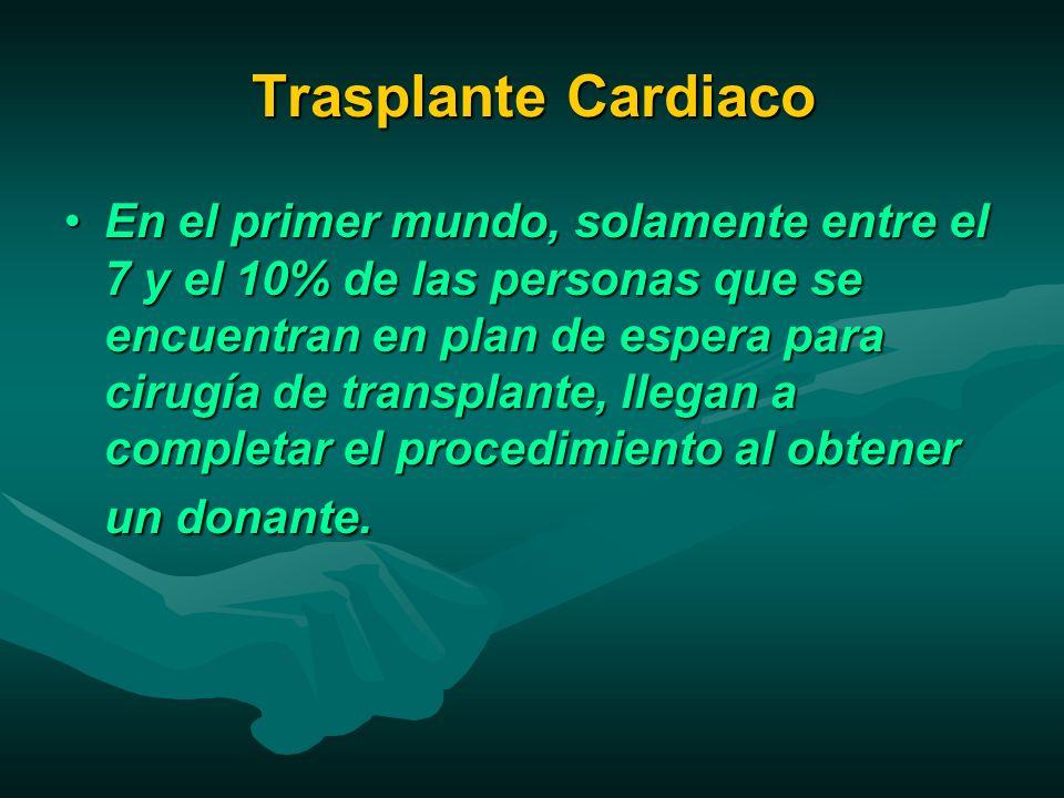 Trasplante Cardiaco