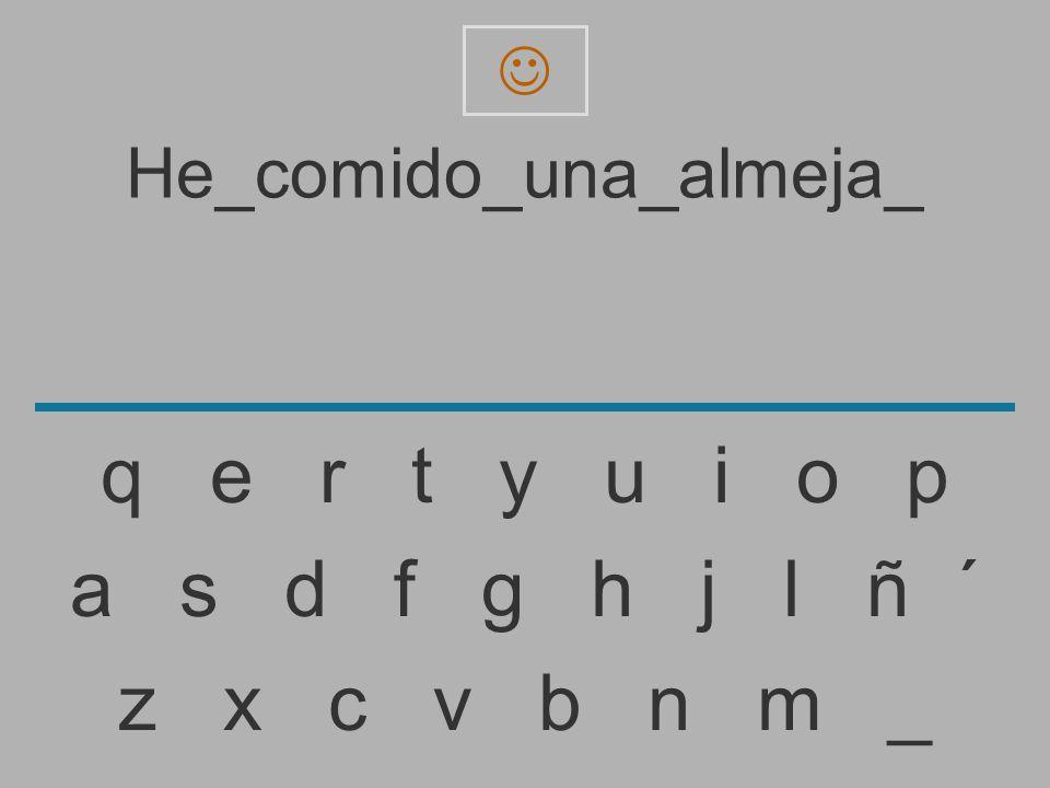 He_comido_una_almeja_