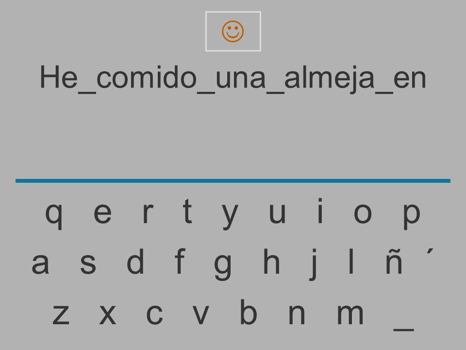 He_comido_una_almeja_en