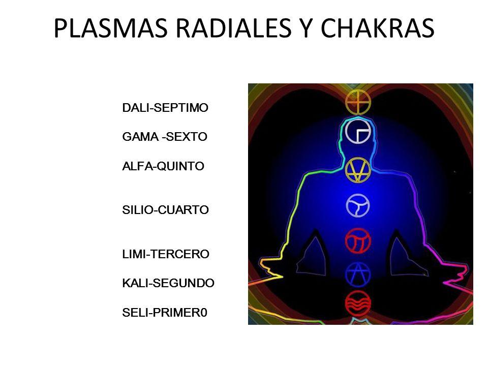 PLASMAS RADIALES Y CHAKRAS