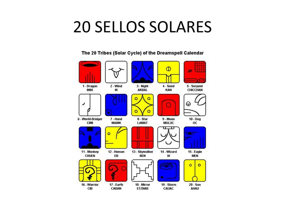 20 SELLOS SOLARES