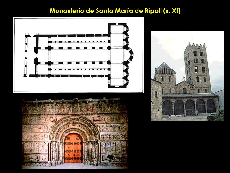 Monasterio de Santa María de Ripoll (s. XI)
