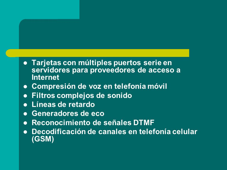 Tarjetas con múltiples puertos serie en servidores para proveedores de acceso a Internet