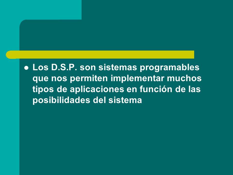 Los D.S.P.