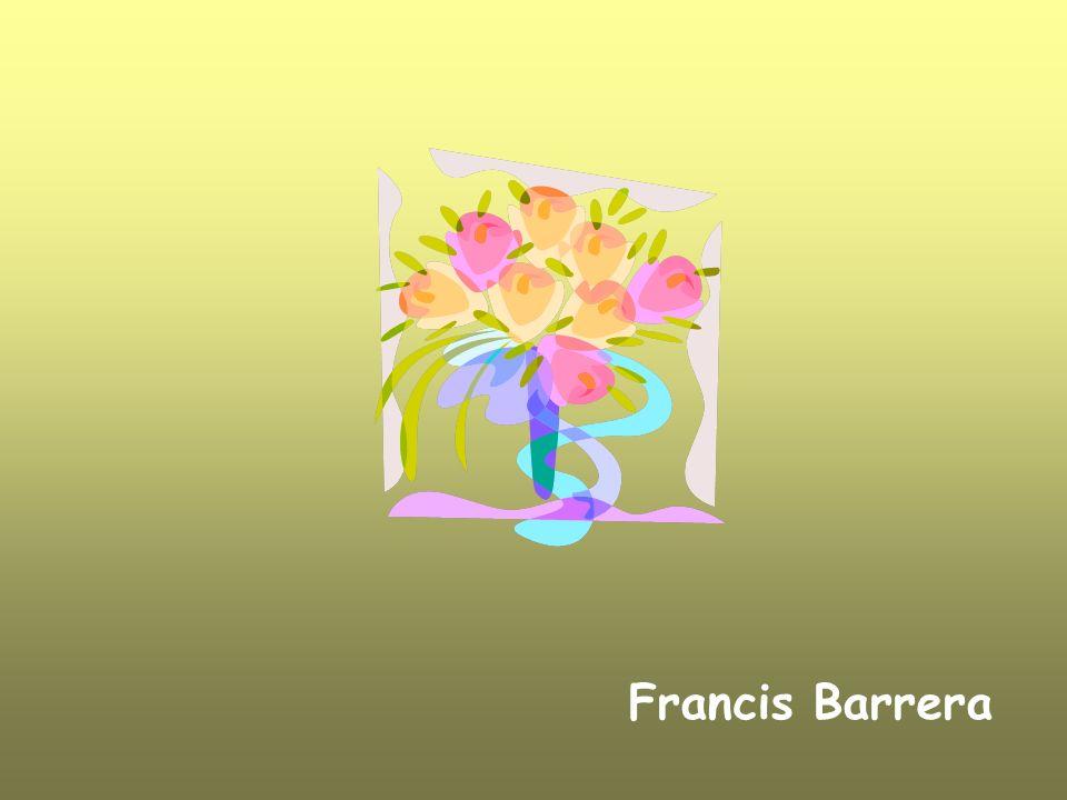 Francis Barrera