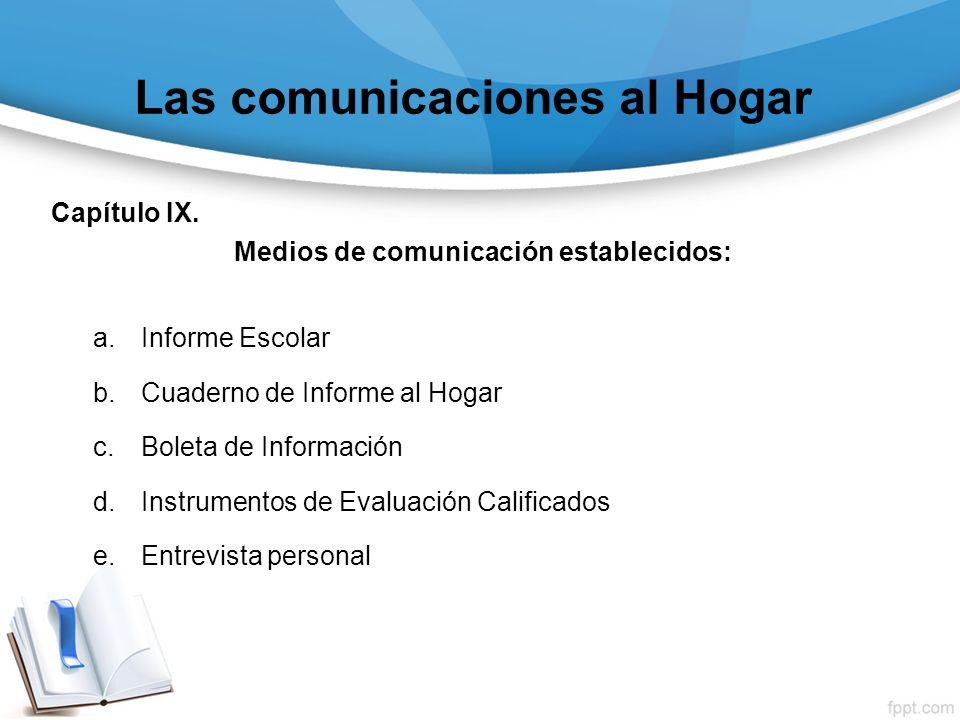 Las comunicaciones al Hogar
