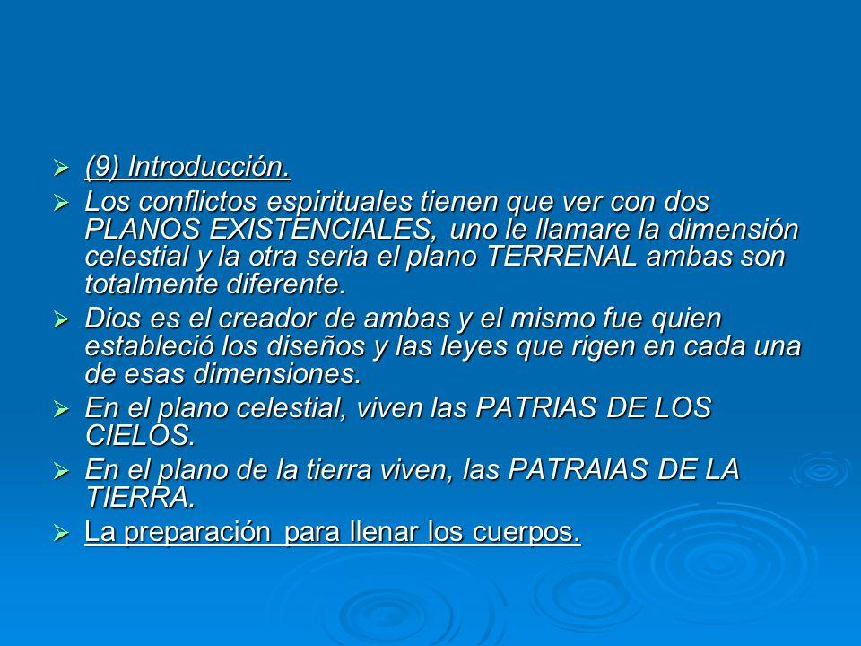 (9) Introducción.