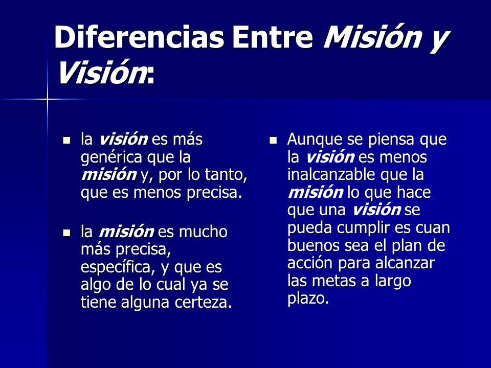 Misi n y visi n ppt video online descargar for Diferencia entre yeso y escayola