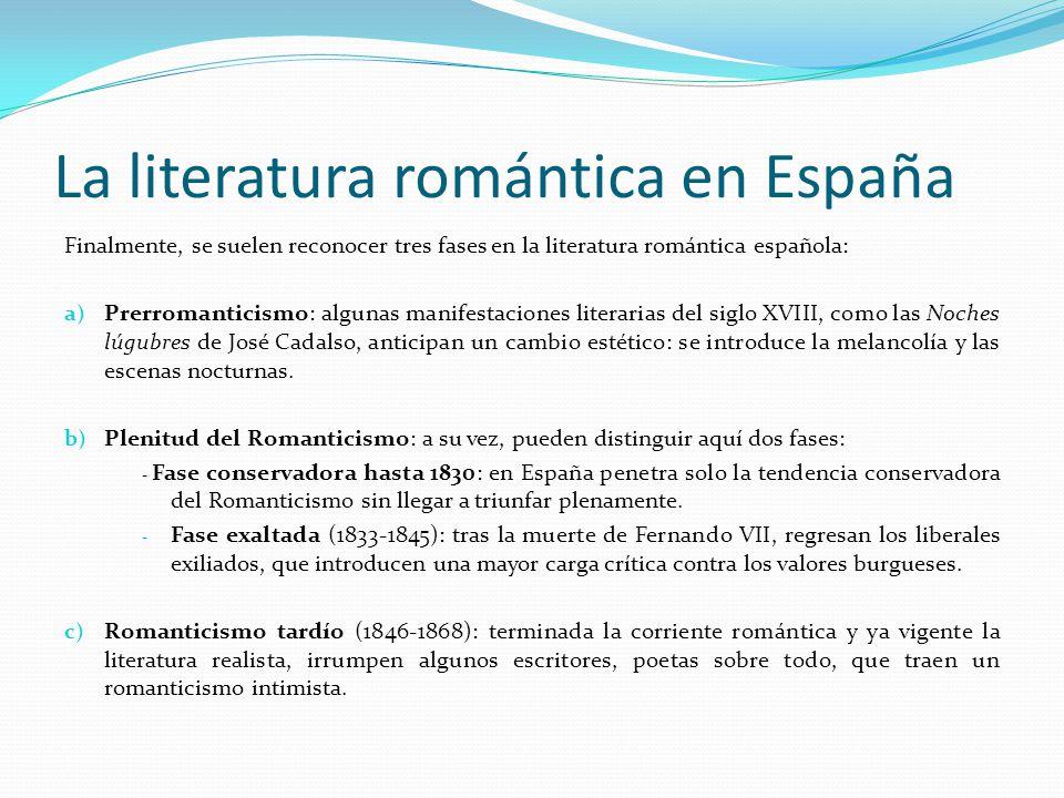 novalis y el romanticismo Características generales y el romanticismo alemán: goethe, schiller, novalis  introducción -el romanticismo es un movimiento artístico y.