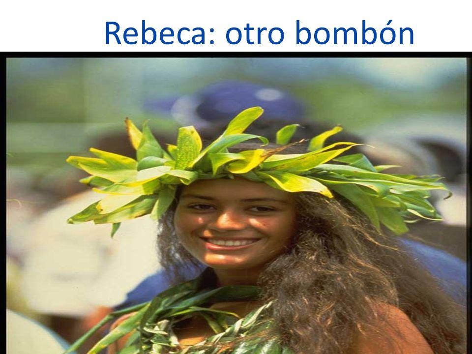 Rebeca: otro bombón