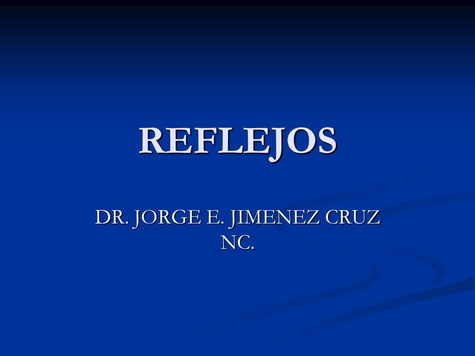 DR. JORGE E. JIMENEZ CRUZ NC.