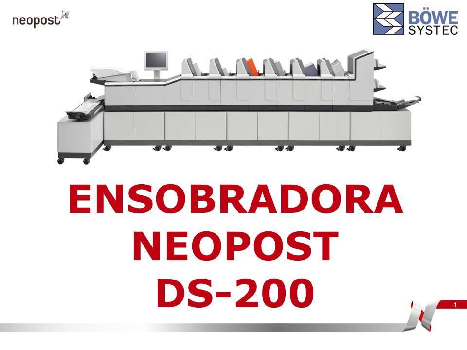 ENSOBRADORA NEOPOST DS-200