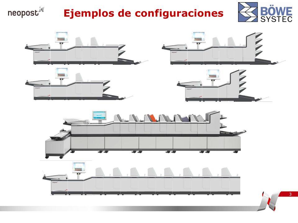 Ejemplos de configuraciones