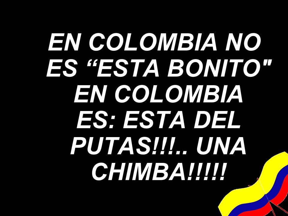 Asi es colombia conjos colombianos para todo el mundo - 2 part 2