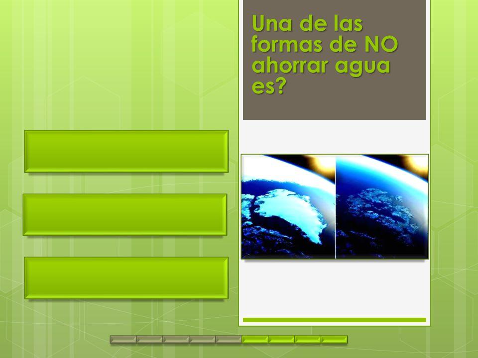 Propuesta ambiental educativa ppt descargar - Formas para ahorrar agua ...