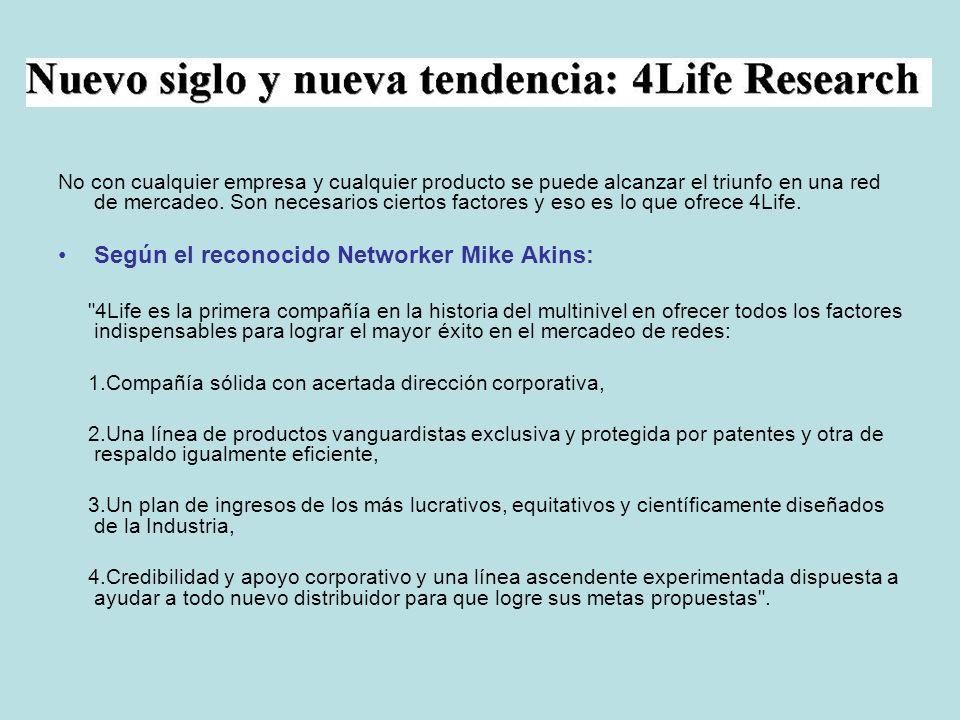 Según el reconocido Networker Mike Akins: