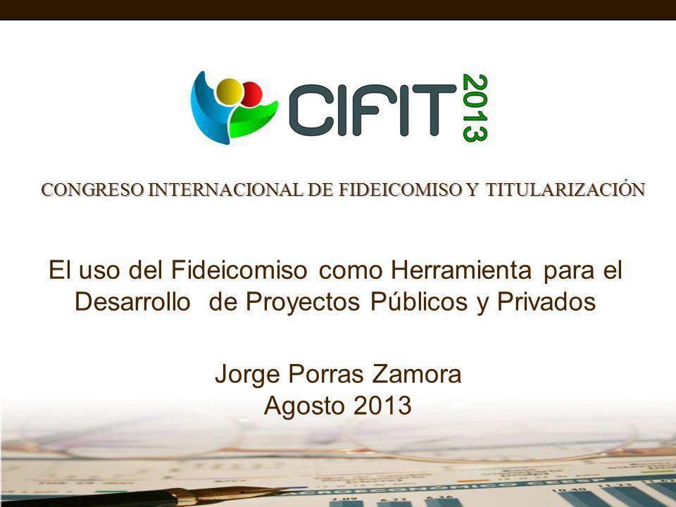 CONGRESO INTERNACIONAL DE FIDEICOMISO Y TITULARIZACIÓN