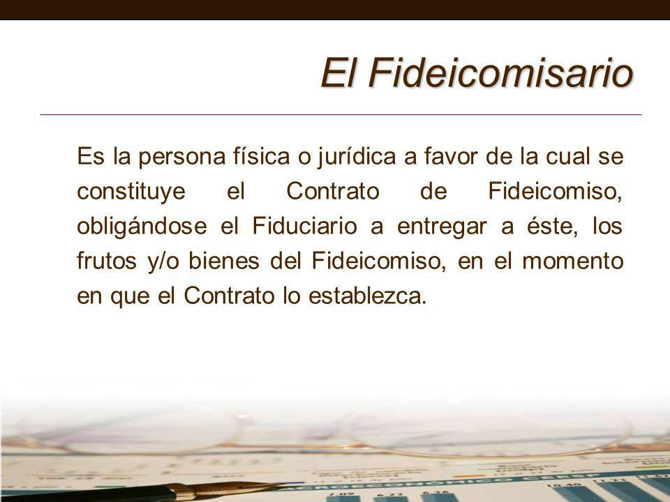 El Fideicomisario