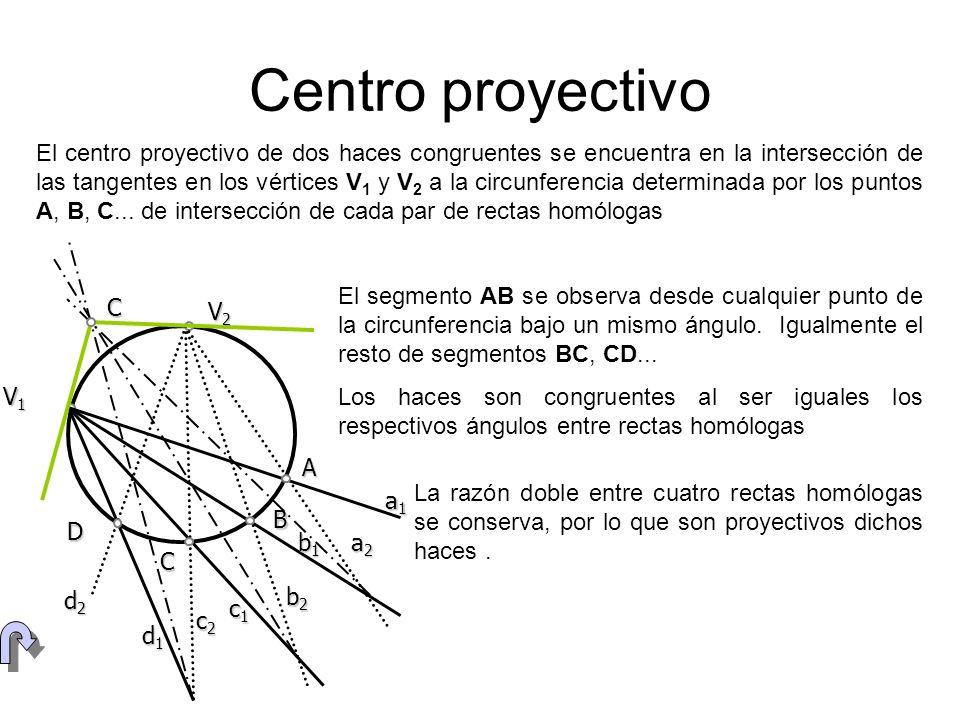 Centro proyectivo