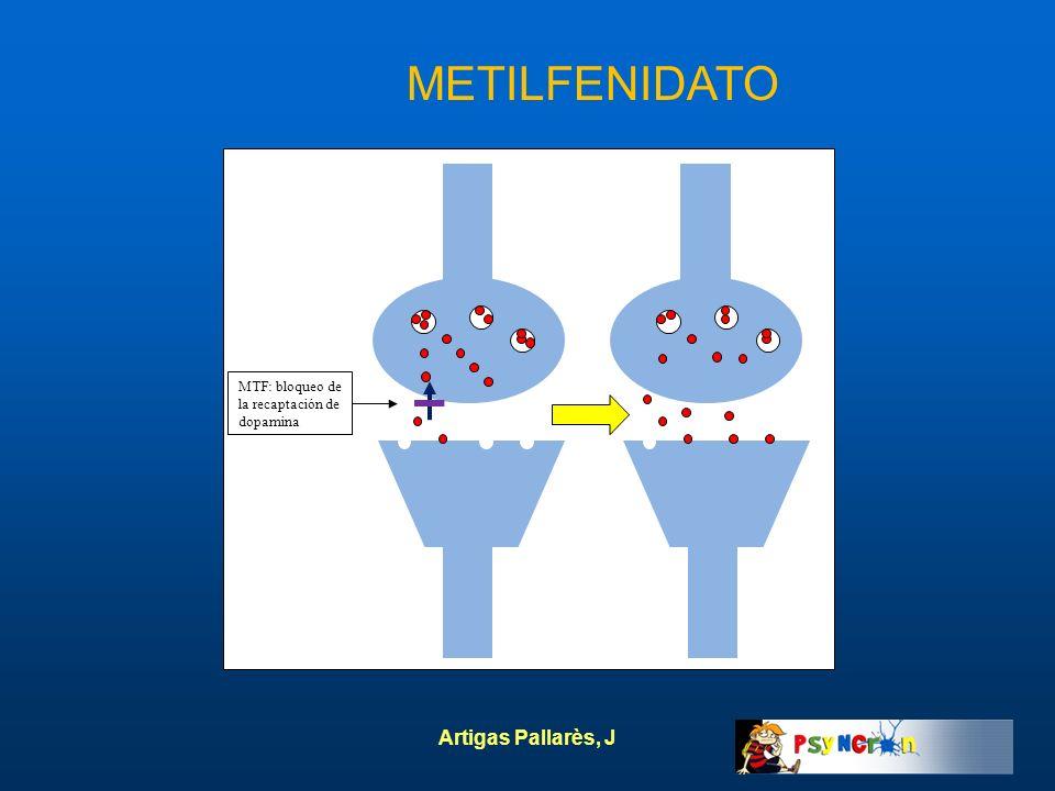 METILFENIDATO Artigas Pallarès, J