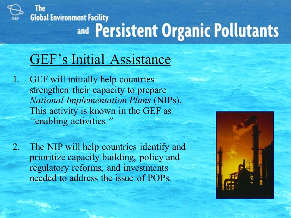persistent organic pollutants in the environment essay Ecosystem, environment, canasa, pollutants - persistent organic pollutants in the environment.