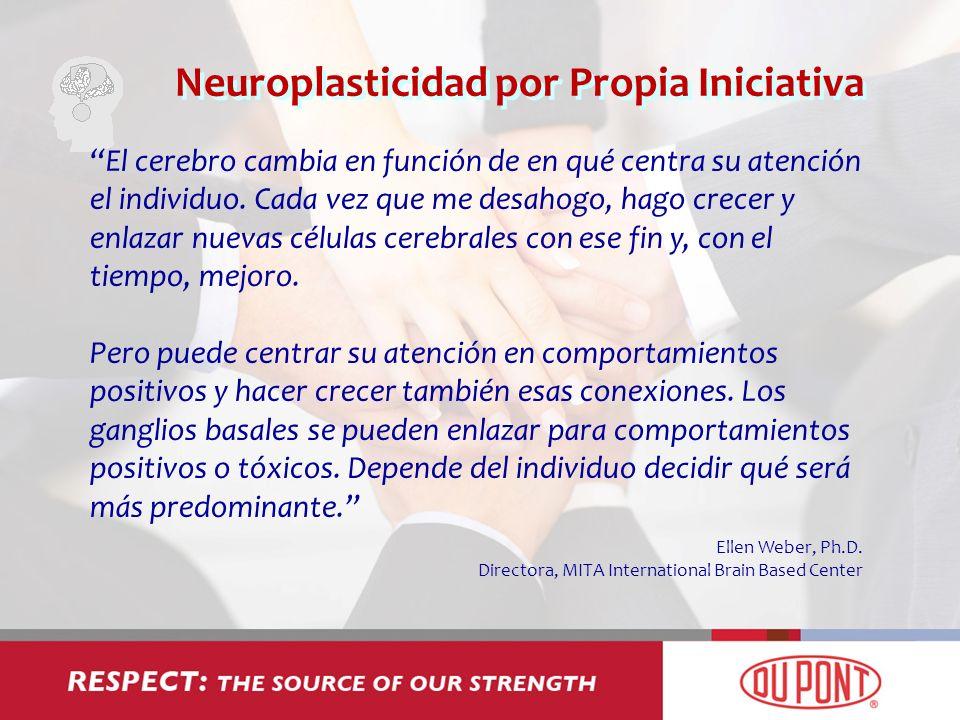 Neuroplasticidad por Propia Iniciativa