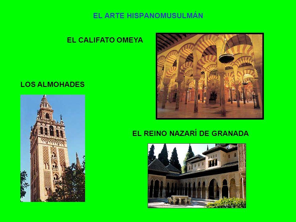 EL ARTE HISPANOMUSULMÁN
