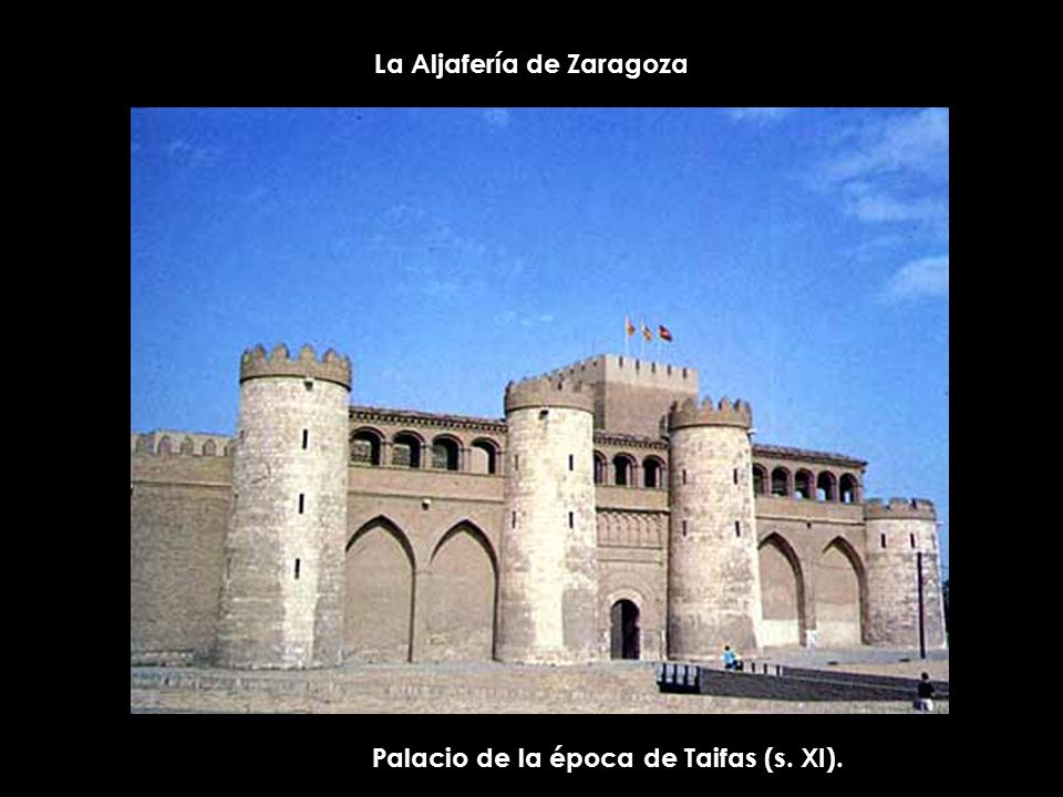 La Aljafería de Zaragoza