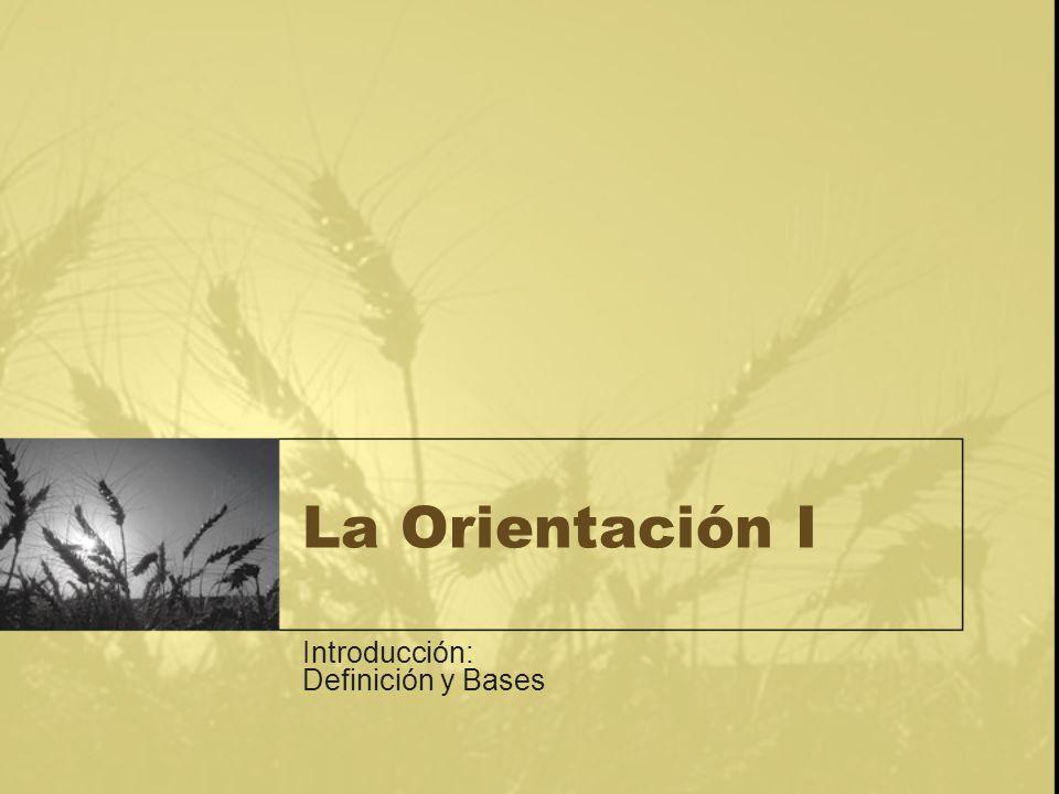 Introducción: Definición y Bases